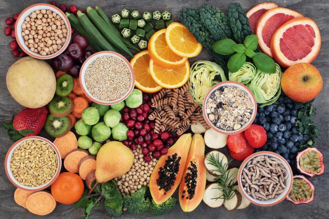 List Of Fiber-Rich Keto Foods