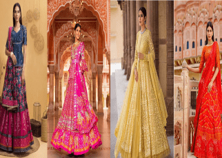 Bridal Lehenga Online Latest Designs For Indian Brides