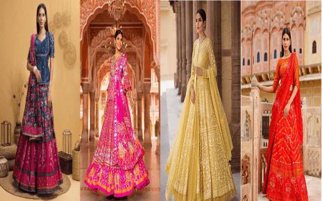 Bridal Lehenga Online Latest Designs For Indian Brides